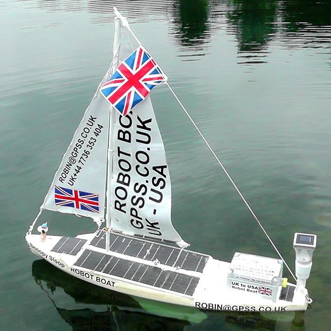 El Snoopy Sloop 9 - cortesía de GPSS http://www.gpss.force9.co.uk/rbdesign.htm