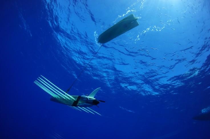 Wave Glider, cortesía de Liquid Robotics