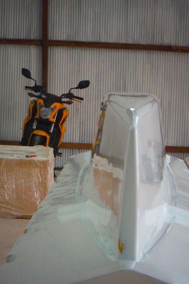 Modelo de casco