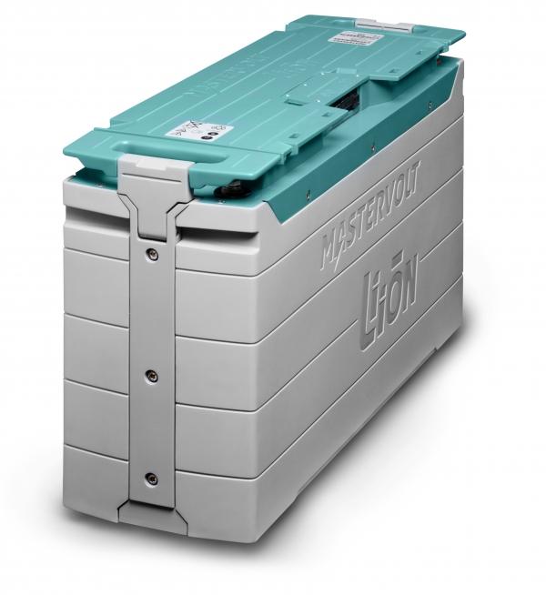 Batería de iones de litio de Mastervolt
