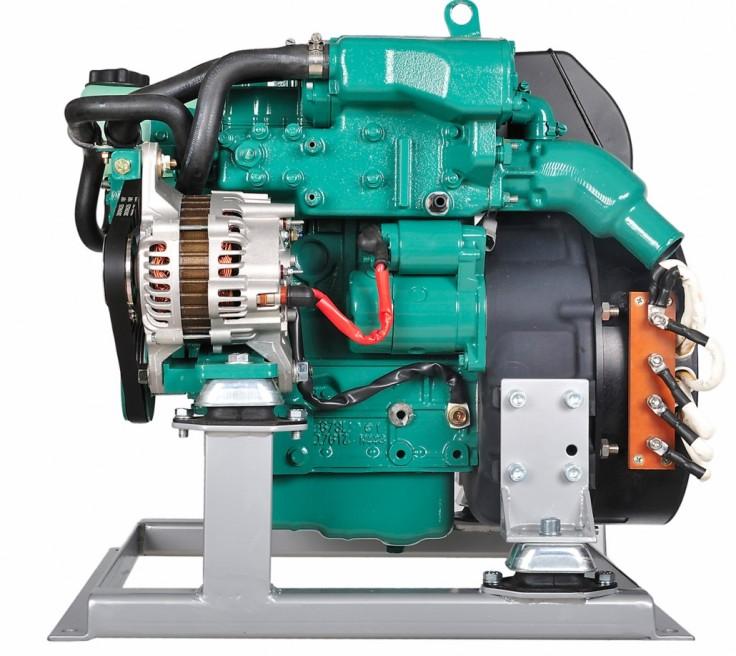 Generador para corriente continua Polar Power PDC-8080VP-20, de 4 a 8 kW